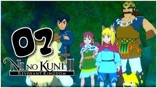 Ni no Kuni 2 #07 - Nyrs Wald