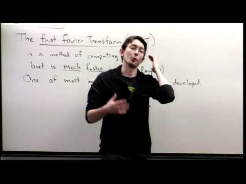 ME565 Lecture 17: Fast Fourier Transforms (FFT) and Audio