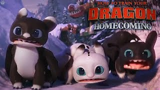 HOMECOMING RELEASED EARLY!? How to train your Dragon: Homecoming