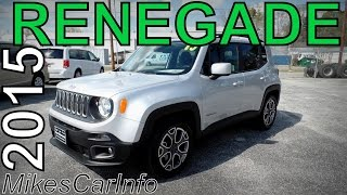 Jeep Renegade 2015 Videos