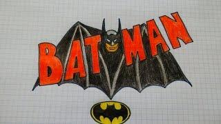 Как нарисовать логотип БЭТМЕНА #83 / How to draw BATMAN logo(Все Видео Канала Рисуем Просто: https://www.youtube.com/channel/UCAELj3U5vke9DhuTJIabMGw Спасибо за просмотр! All Video Channel Just Draw: ..., 2016-12-07T15:40:30.000Z)