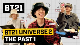 BT21 UNIVERSE - THE PAST 1