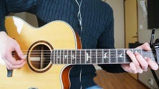 Selena Gomez - Hands To Myself - Guitar Cover | Mattias Krantz
