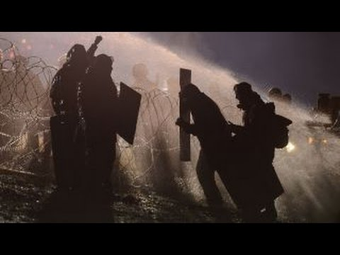 Veterans to stand with Standing Rock protesters