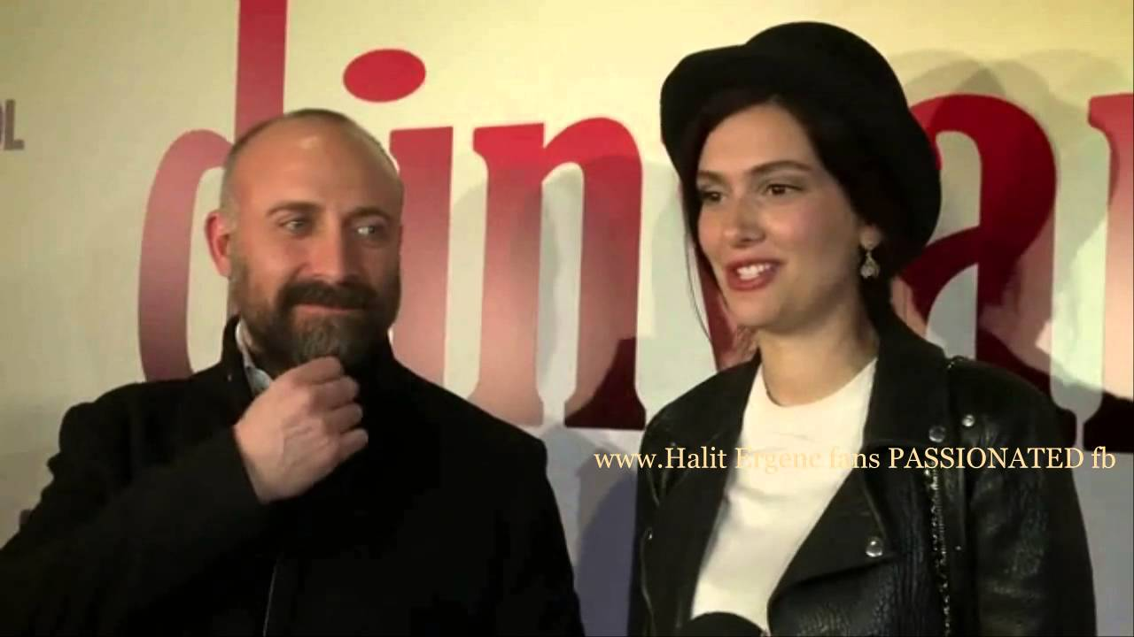Halit Ergenc & Berguz Korel at the premiere of the film 10/2/16 (''World's Most B