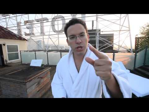 Tim Sykes makes $12,000 Profit – Roosevelt Hotel Penthouse