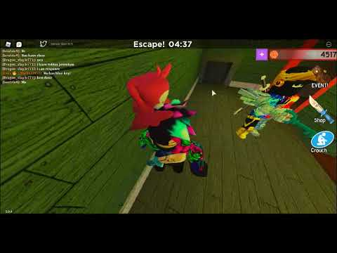 playing roblox bakon with my best friend - YouTube