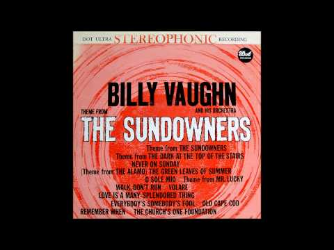 Billy Vaughn - Volare (Nel Blu Dipinto di Blu) Lyrics
