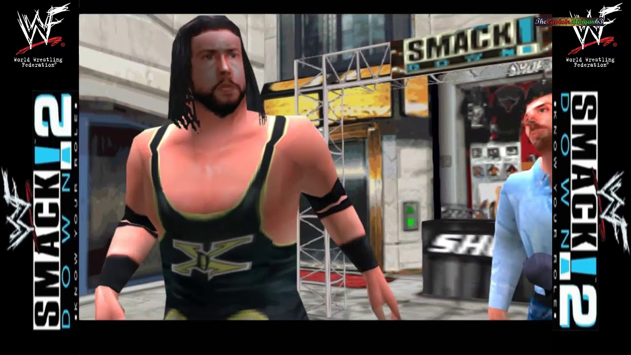 WWF SmackDown 2 Know Your Role Walkthrough 100% part1 All Unlocked Wrestlers.