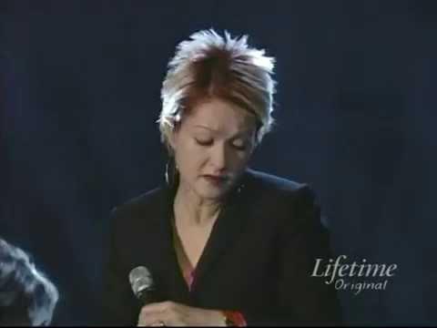 Cyndi Lauper - I'm Gonna Be Strong (2001)
