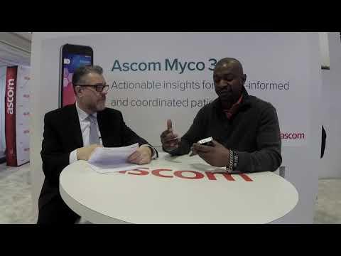 Ascom Launches The Ascom Myco 3