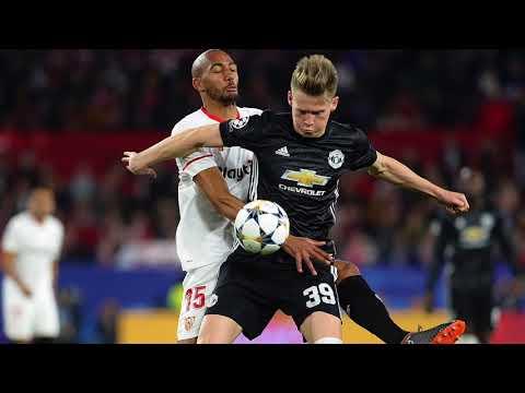 Manchester United consigue empate valioso ante Sevilla