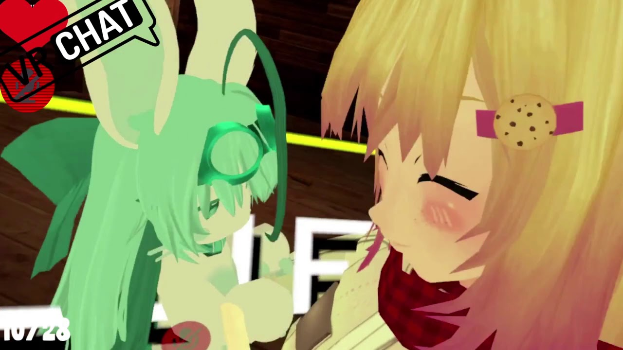 [VRChat]My twitter VRC diary video clips - YouTube