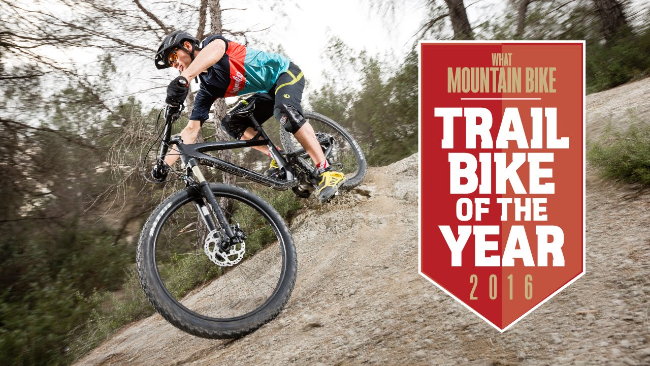 69bff5fe603 GT Sensor Carbon Expert - Trail Bike of the Year - Contender - YouTube