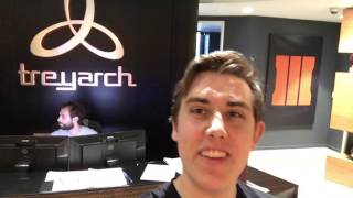 So I Went To Treyarch Studios... Also, Lex Got Pooped On