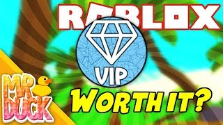 Roblox Island Royale - UPDATE! IS VIP WORTH IT?