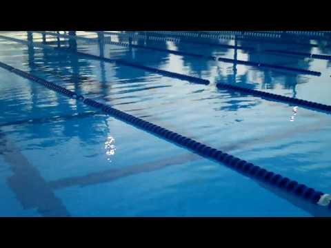 Ryan Lochte 50m underwater in 25 seconds!