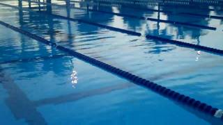 Ryan Lochte 50m underwater in 25 seconds!
