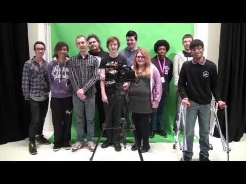 John Ruskin College Creative Industries Open Day 2015