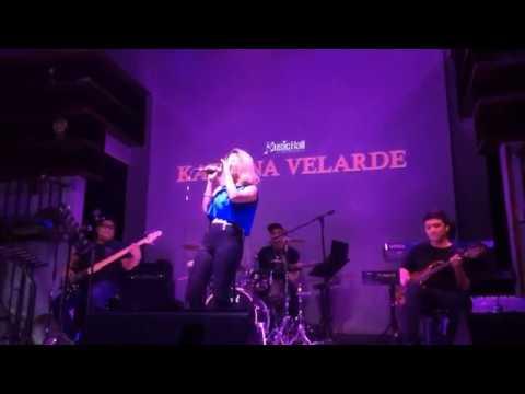 KATRINA VELARDE - I Stay In Love (Mariah Carey) HIGH NOTES Live at The Music Hall Metrowalk