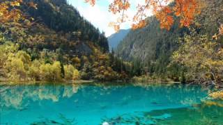 Peaceful Place (Piao Di) - Relaxing Music - Flute