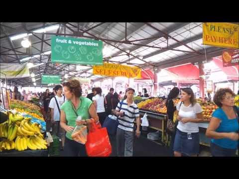 Melbourne's famous Queen Victoria Market