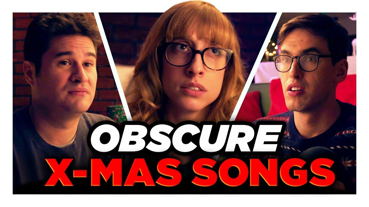 Obscure Christmas Songs | Hardly Working - YouTube