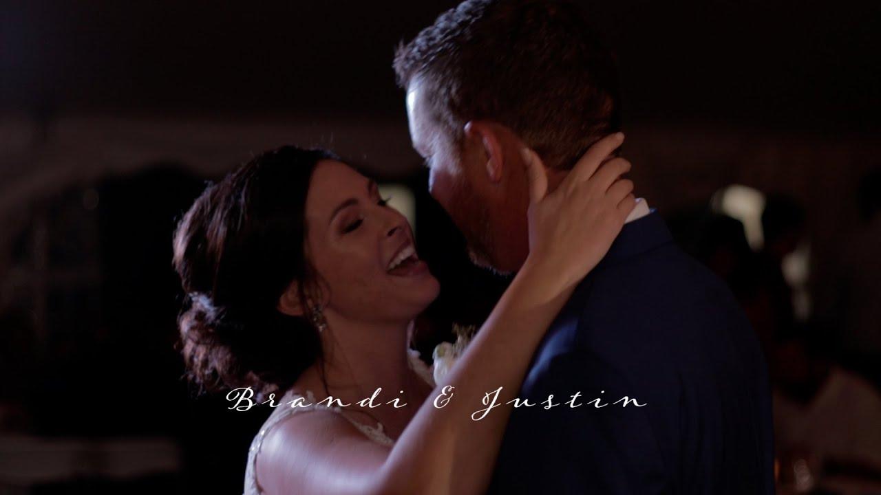 Brandi & Justin Wedding Highlight | McIntyre's Winery & Berries | Bardstown, KY