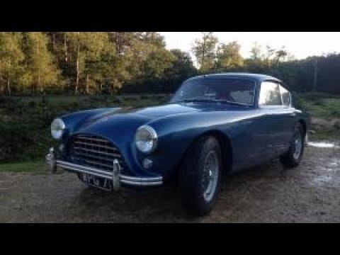 I maghi del garage - Aston Martin DB6