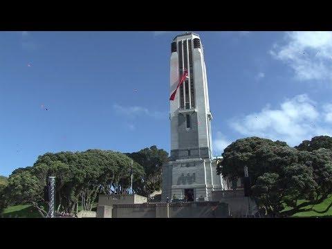 National Ceremony marking Battle of Passchendaele Centenary and Belgian Memorial Unveiling