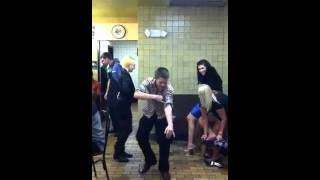 Video Drunk rave kid at waffle house new years 2012 lmao download MP3, 3GP, MP4, WEBM, AVI, FLV Juni 2018