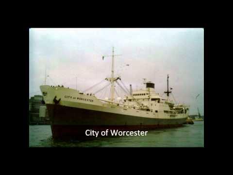 Ellerman City Boats Dublin Port 60's 70's & 80's