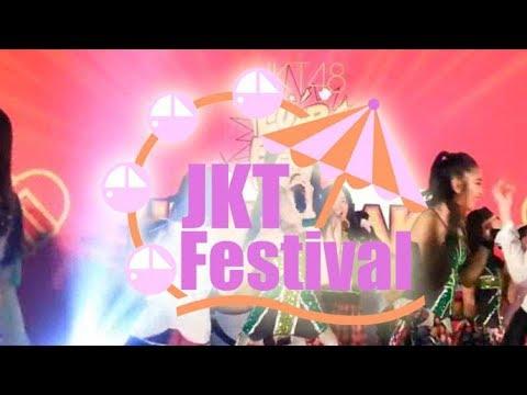 [Mix Fancam] JKT48 - JKT Festival @LuarBiasaHSF