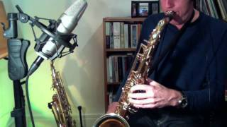 The Things We Did Last Summer, Tenor Sax