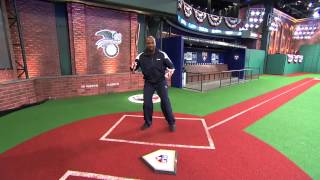 Hitting Tips From Harold Reynolds: Perfecting Your Stance And Grip