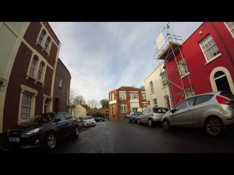from AshleyRoad to Gloucester Road - Bicycle Bristol UK