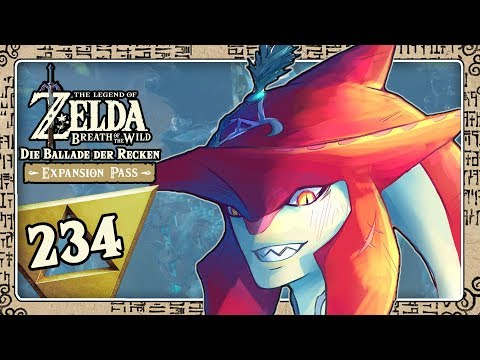 THE LEGEND OF ZELDA BREATH OF THE WILD Part 234: König Dorephan & Prinz Sidon über Mipha