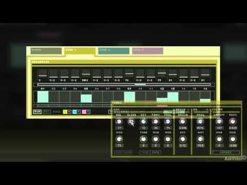 Reaktor 6 103: Ensembles Explored - 6. Overview  Sequencer