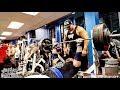 CRAZY INCLINE BATTLE! - BIG BOY VS LEON | POWER HOUSE GYM OHIO