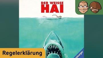 Der weiße Hai - Brettspiel - Regelerklärung