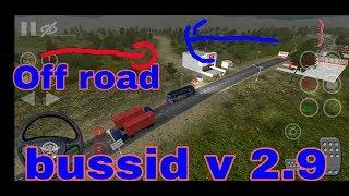 Off road bussid v 2.9