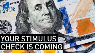 Government Starts Issuing Stimulus Checks | NBCLA