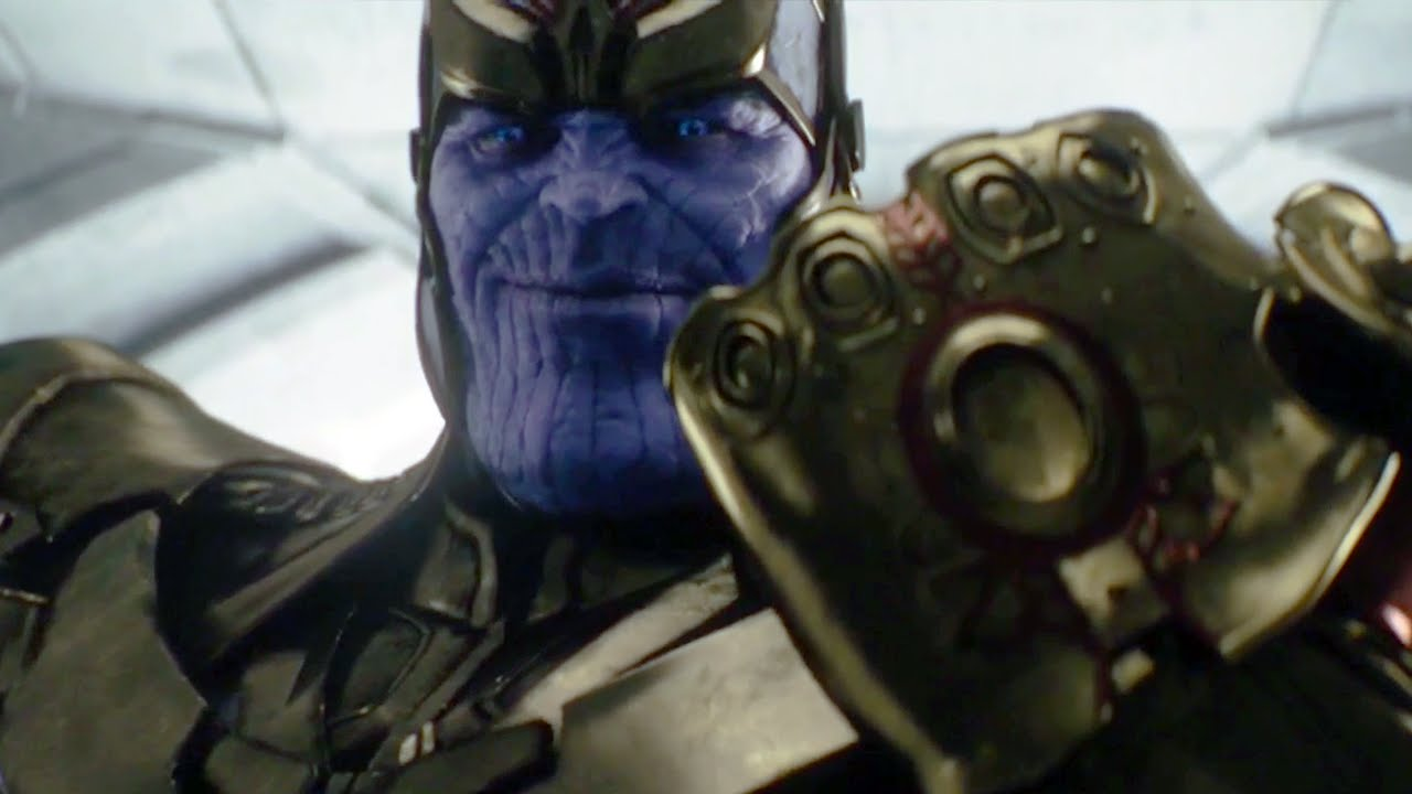 Avengers: Age of Ultron - Thanos (Mid Credits Scene) HD - YouTube
