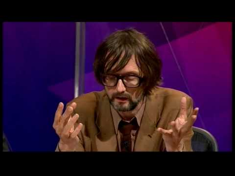 Jarvis Cocker on ID Cards and Michael Jackson (Question Time, 02.07.09)