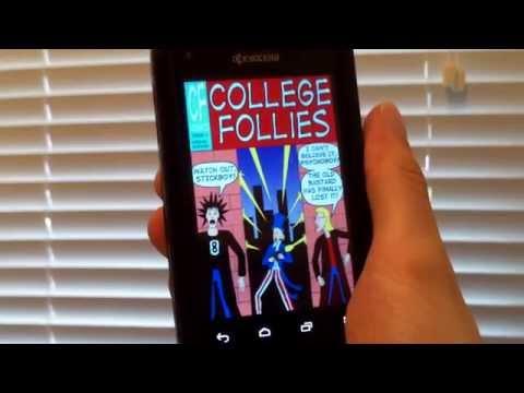 College Follies on Comixology!!!