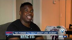Richard Williams weight loss 4/19