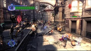 Devil May Cry 4 Special Edition LDK M17 SSS no damage (Vergil)