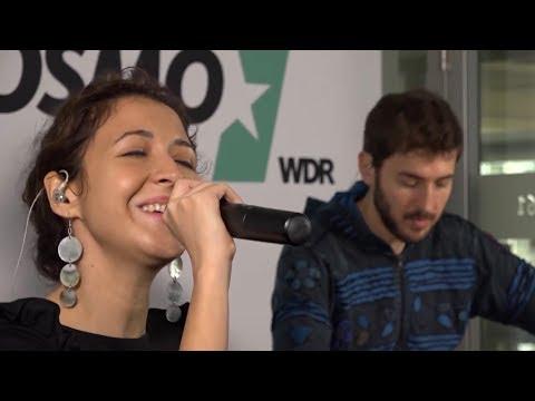 Santi & Tuğçe - Yıldızların Altında - Live on Cosmo WDR