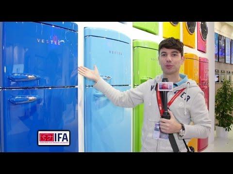IFA 2015: Refrigeradoras, Lavadoras Y Cocinas De Colores