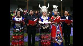 HMOOB KIM TSAWB TSOOBKUJ NOJ 30 HAUV ZOS ROOB XOB. Hmong New Year in Leishan, China 雷山苗年节